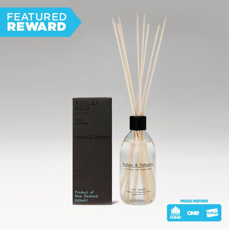 Ashley & Co Room Diffusers #flybuysnz #295points #OFHNZ