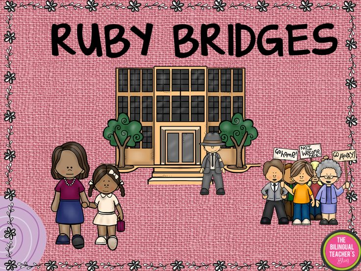 The Ruby Bridges Story in Spanish is a brief story about Ruby Bridges amazing effort being brave and courageous at the age of six. She was the first African American to attend a school in the South of the United States. $3.25