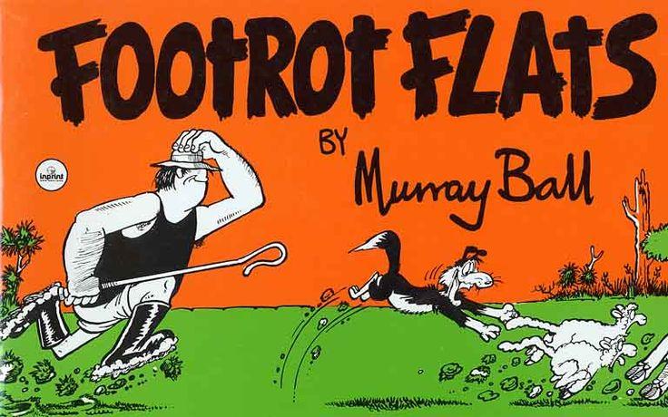 Footrot Flats - Kiwiana to a T