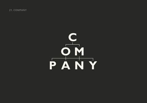 25 Smart Logotype Examples by Lucas Gil Turner