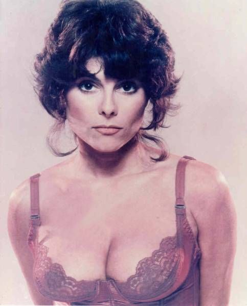 Adrienne Barbeau, a/k/a the former Mrs. John Carpenter.