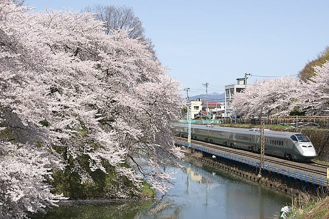 Yamagata shinnkansen, Kita-Yamagata~Yamagata.