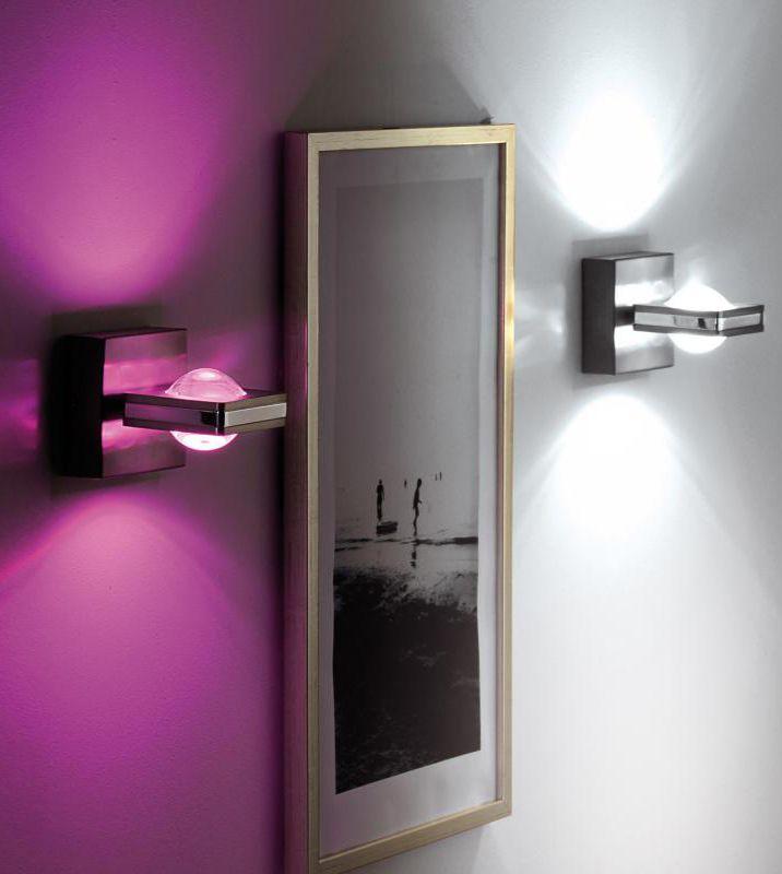 Paul Neuhaus Q-Fisheye: Tauchen Sie, mit der in Stahl gefasstem Leuchtkugel, Ihre Wohnwelt ins rechte Licht. Das RGB-Farbwechsel-LED-Board ermöglicht eine stufenlose Regulierung der Lichtfarbe. Diese Regulierung erfolgt über eine Funkfernbedienung und führt zudem zu einer Veränderung der Lichtstärke. So passt sich die Lichtfarbe des Leuchtballs Ihren Farbwünschen an. Die Leuchtstärke ist dimmbar. Die Leuchte ist zudem ZigBee®-fähig, dem Smart Home Systeme. #spot #strahler #wandleuchte…