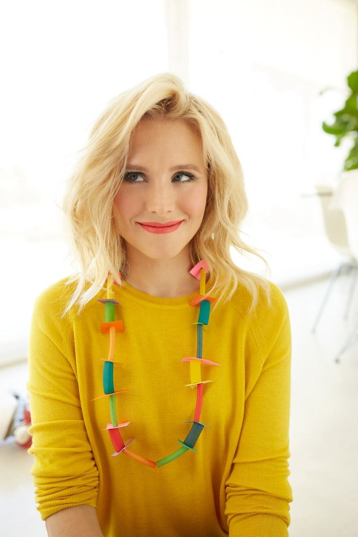 Kristen Bell - Parents USA November Photoshoot 2016