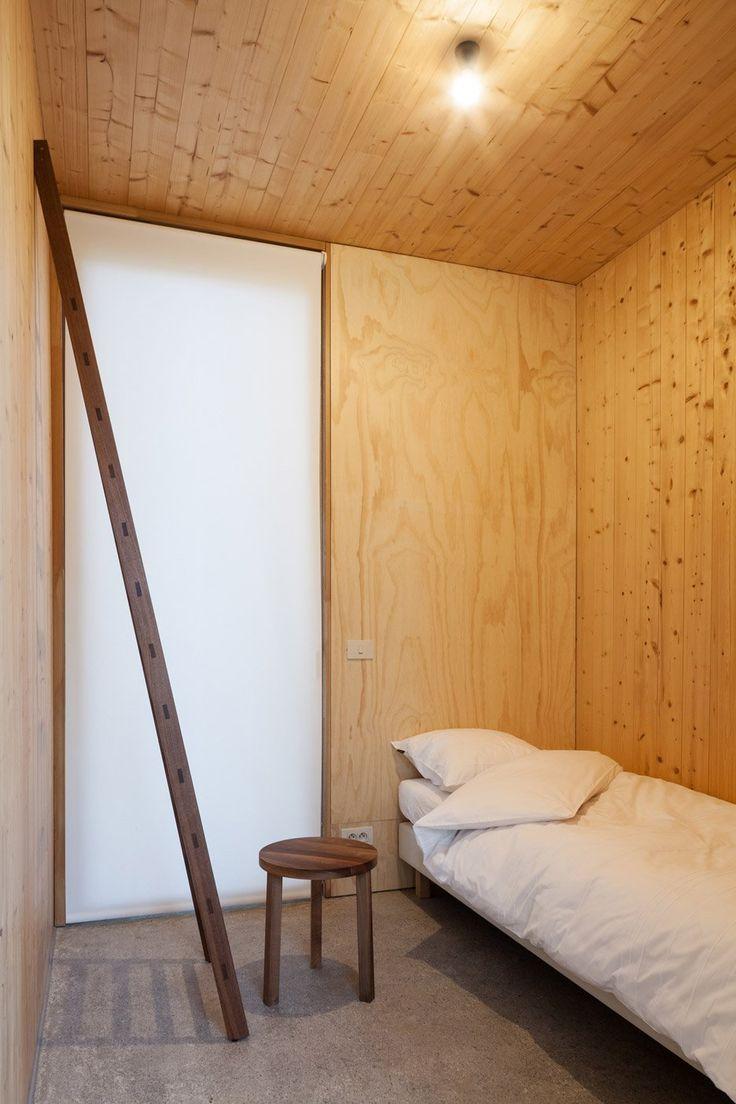 Home of the Week Arquitectura en madera, Casa de fin de