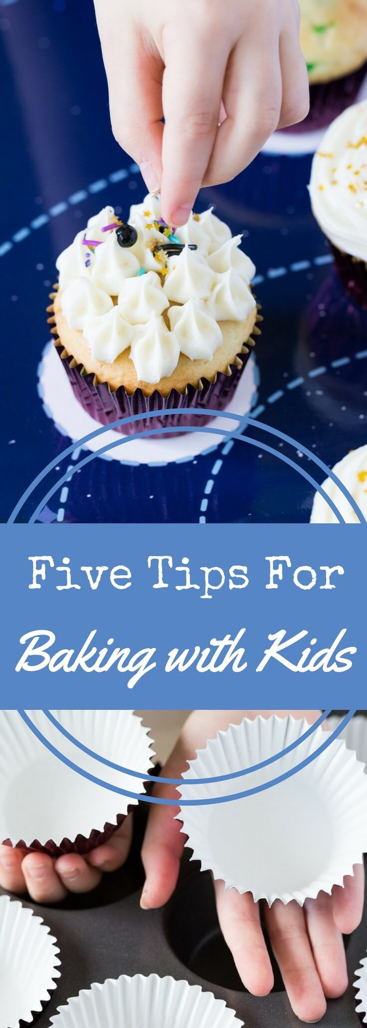 Baking with kids can be a joy—if you know how to make it go smoothly.  Get the five tips every baker should know for baking with children. @pillsburybaking #ad #DoughboySurprise