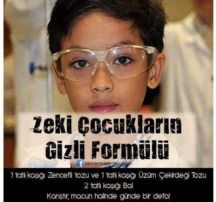 Zeki çocukların formülü