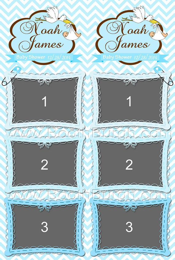 20 best Our Photo Strip Templates images on Pinterest | Photo booths ...