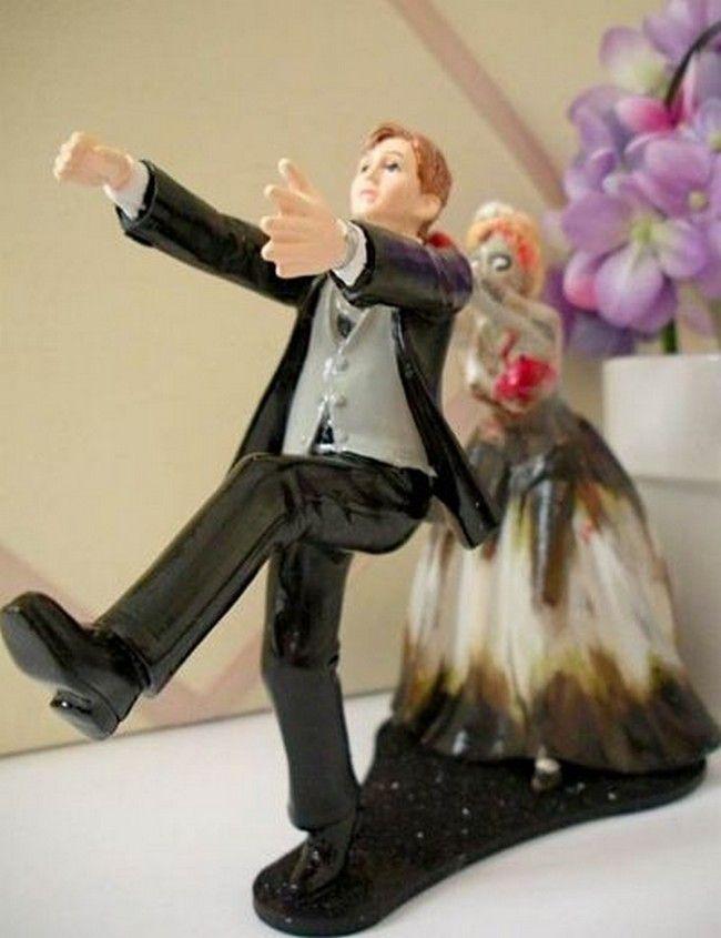 Decorações de bolos de casamento bem nerds   Zona Nerd