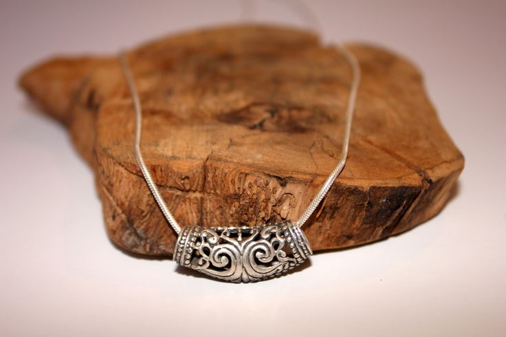Sterling silver pendant by EastOfEdan on Etsy