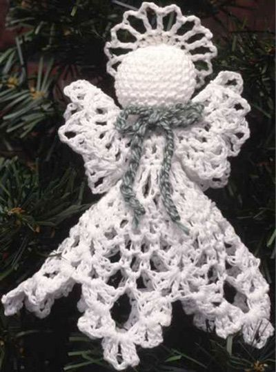 Free Crochet Patterns Clothespin Angels : Pin by Evelyn Jensen Cosby on Crochet Angels/all Angels ...