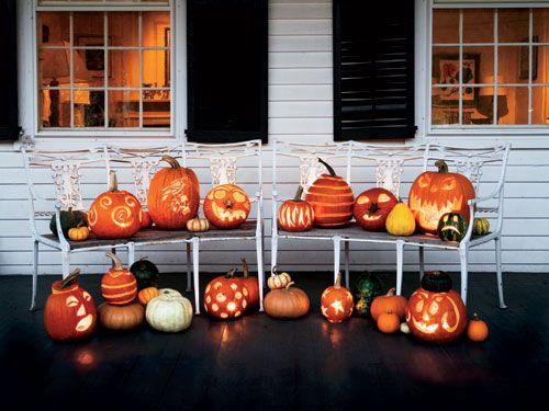 21 Amazing Halloween Home Decor Ideas Pumpkin carving contest, Anna Price!!!