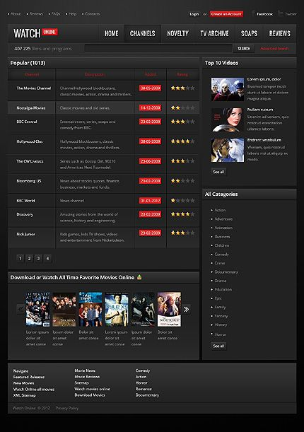 18 best images about movie website on pinterest