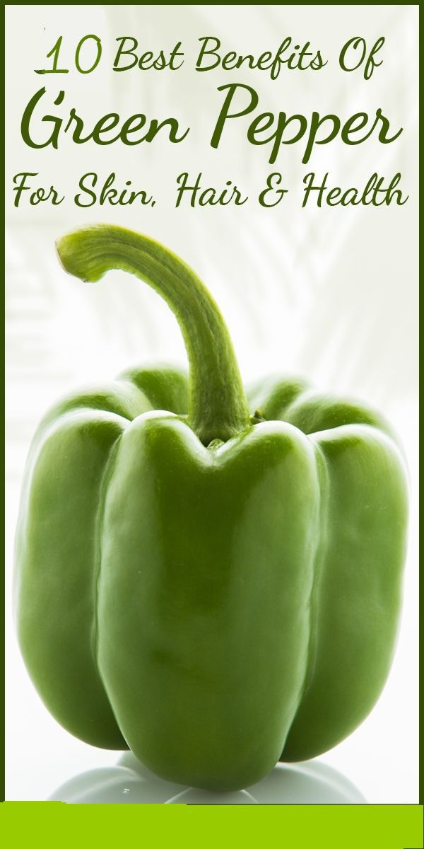 Top 10 Best Benefits Of Green Pepper For Skin Hair And Health Stuffed Green Peppers Stuffed Peppers Coconut Health Benefits