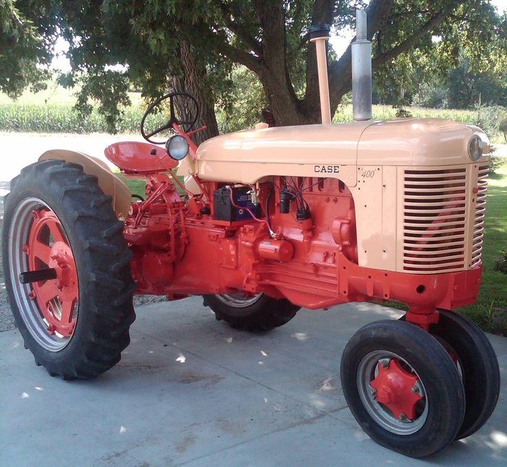 1938 tractors   Case Tractor Photos