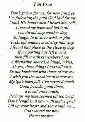This made me cry when I  read it the first time... I love what it says.