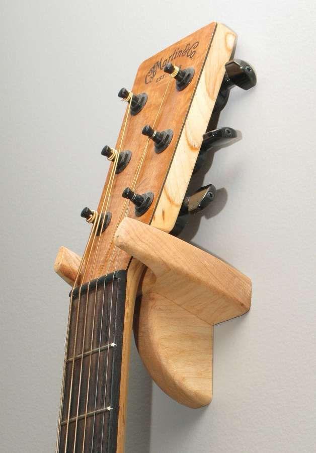 12 Best Wooden Guitar Wall Mount Collection Guitar Hanger Woodworking Guitar Wall