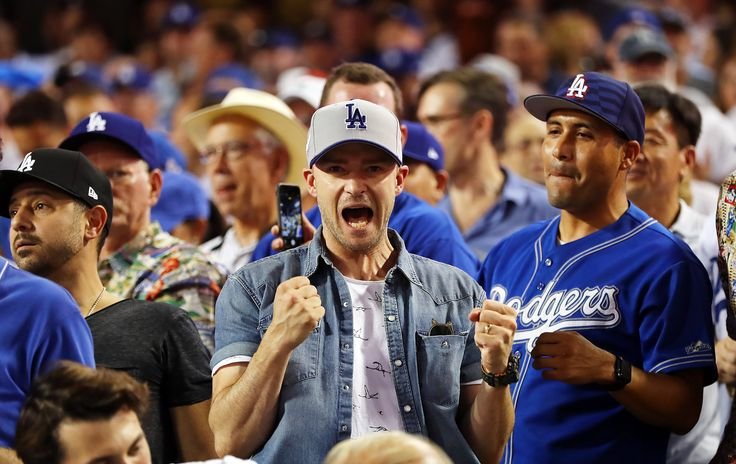Justin Timberlake & Jessica Biel Enjoy Date Night at Game 2 of World Series See More Celebs in the Crowd!