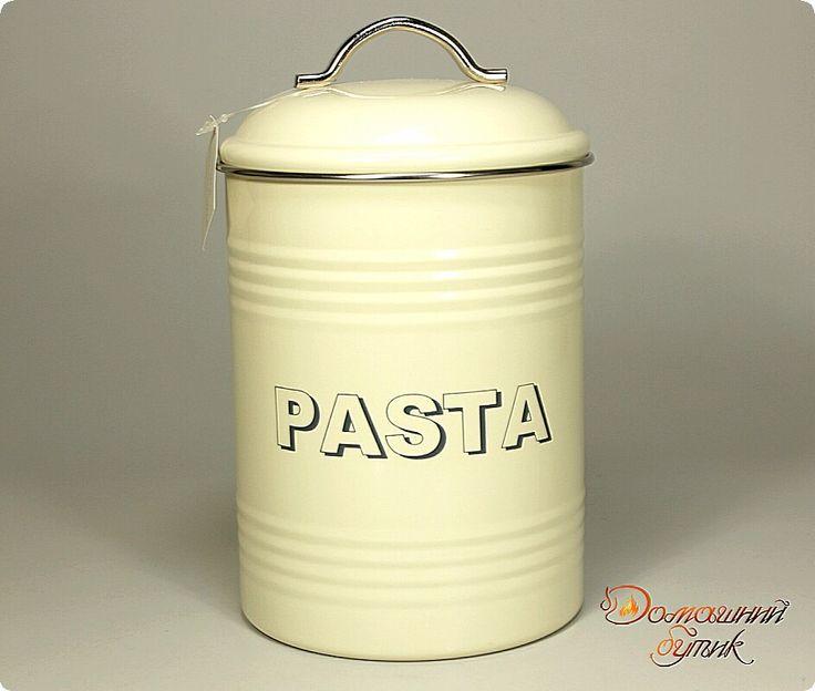 Емкость для хранения макарон 22,5 см , 1075р, емкости для хранения, Lesser and Pavey, Великобритания