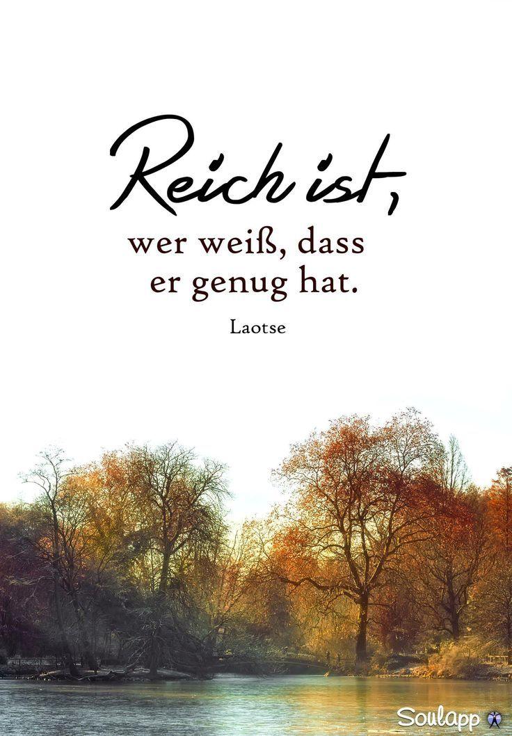 Laotse www.inneresgold.de #glück #glücklich – #Glück #glücklich #Laotse