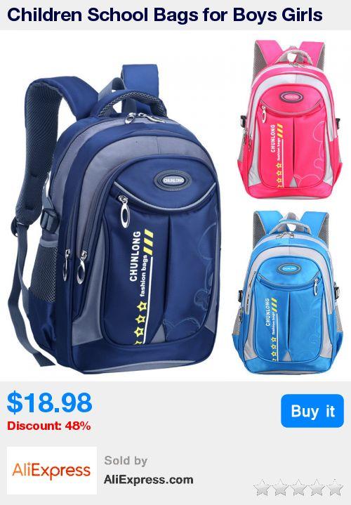 Children School Bags for Boys Girls High Quality Students Backpacks Kids Nylon Backpack Child Book Bag mochilas * Pub Date: 21:14 Sep 21 2017