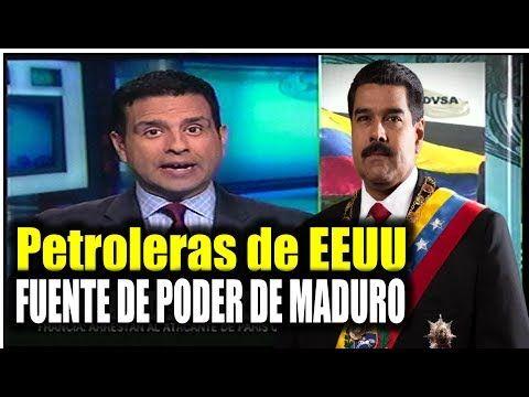 Ultimas noticias VENEZUELA, MADURO SU FUENTE DE PODER SON  PETROLERAS DE EEUU 10/08/2017 - VER VÍDEO -> http://quehubocolombia.com/ultimas-noticias-venezuela-maduro-su-fuente-de-poder-son-petroleras-de-eeuu-10082017    Este canal esta orientado a informar las ultimas noticias mas importantes de tu pais y del mundo. Toda la informacion es absolutamente de fuentes confiables y verificadas. Tambien ubicanos en: FACEBOOK:  Créditos de vídeo a Popular on YouTube – Colo