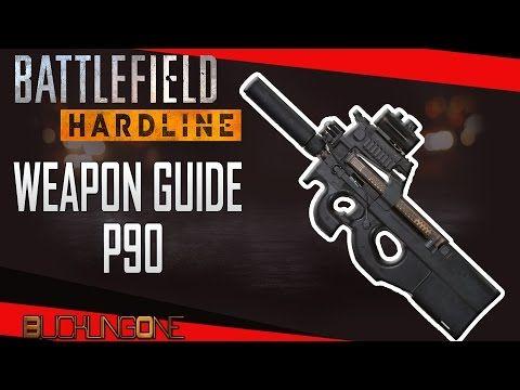 Battlefield Hardline Weapon Guide