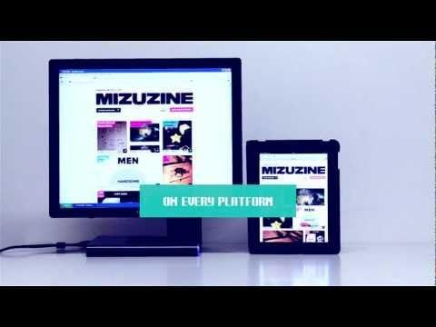 T-Mobile Mizuzine - A Unique Personalized Magazin - Case Study - YouTube
