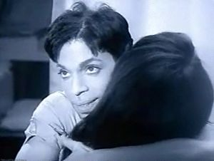 Prince and Mayte Garcia! Watching this makes me cry! Once upon a time he loved her oh, so much!