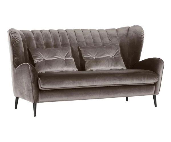 "Sofa ""Aterna Grey"", 185 x 98 x 96 cm"