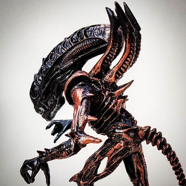 Here comes as promised the next #Retro #Alien  We present