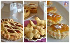Pasta frolla magica allo yogurt, una ricetta leggera per preparare crostate, tartellette e biscotti. Senza burro né olio.