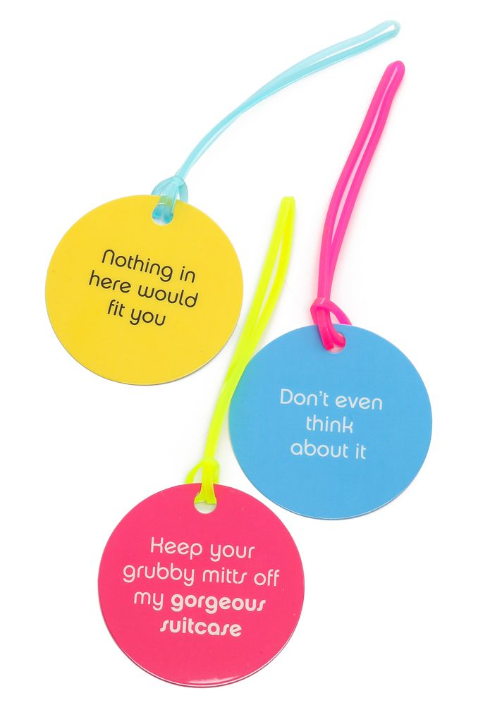 Best Luggage Tags Images On   Gift Tags Travel