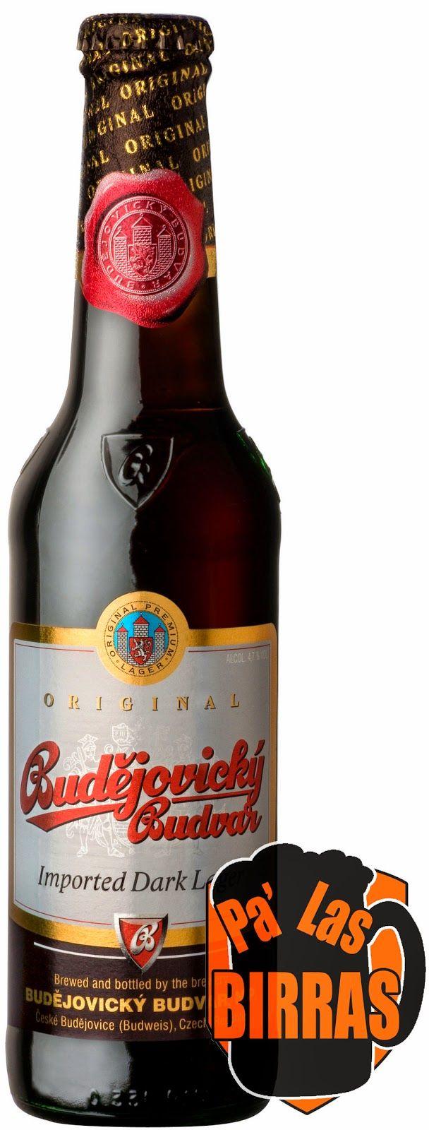 Pa' Las Birras: Budejovicky Dark Lager