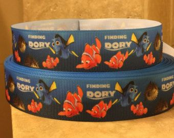 Finding Nemo/Finding Dory Favor Bag Instant by SimplyMadewithSam