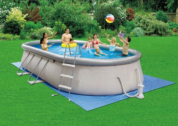 8 best Piscine hors-sol images on Pinterest Swimming pools