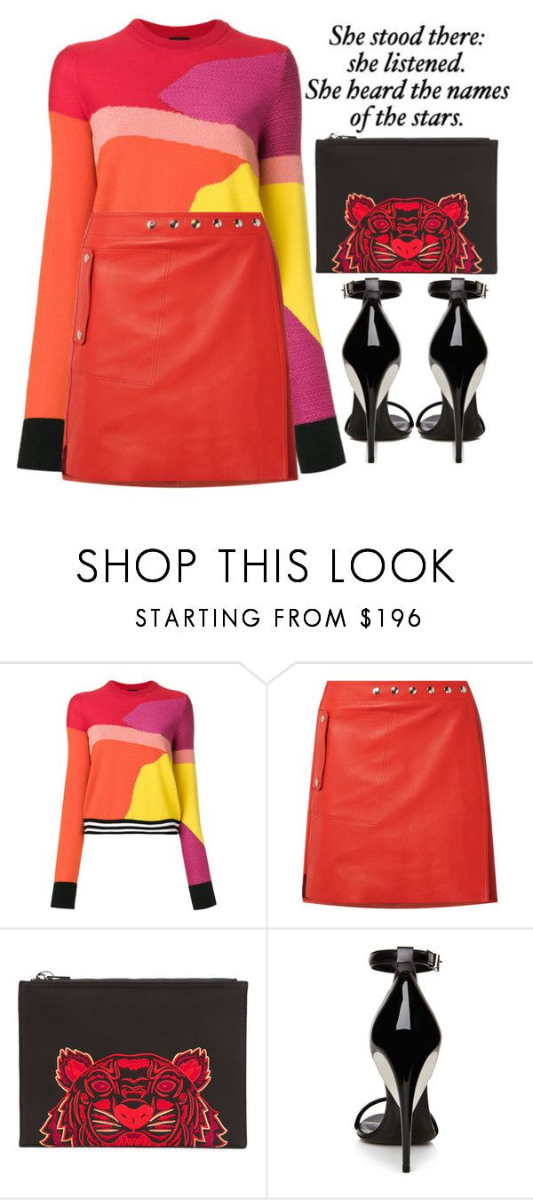 """""""O45"""" by webuildbridgesnotwalls ❤ liked on Polyvore featuring PS Paul Smith, Acne Studios, Kenzo and La Perla"""