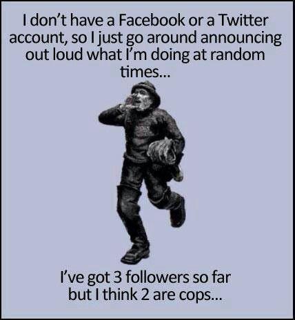 hahahaha!! unsocial media