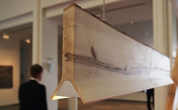 Y Wood Suspension in wood lamps led lamps