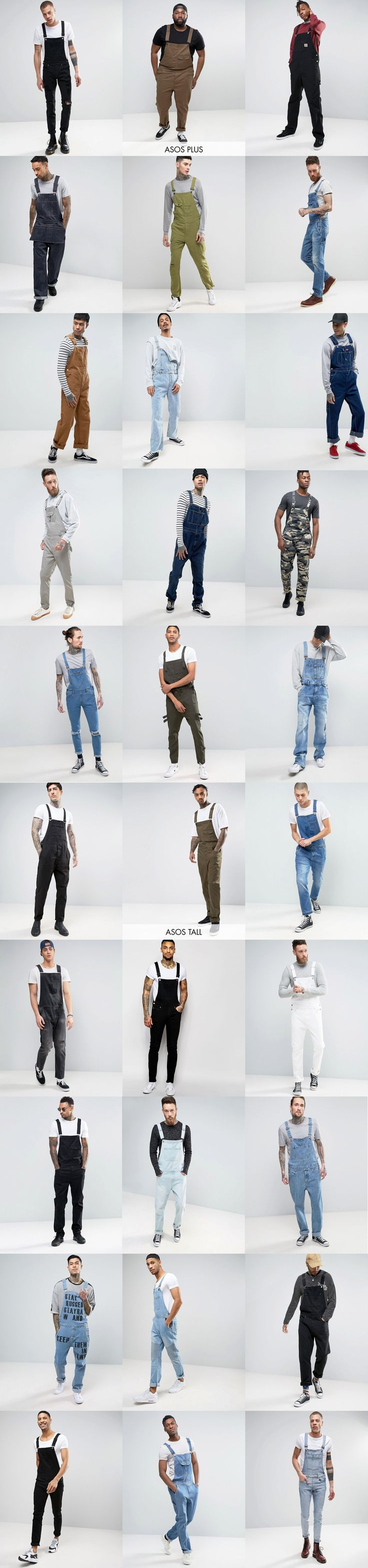 ASOS menswear shuts down the new season with the latest trends and the coolest products, designed in London and sold across the world.