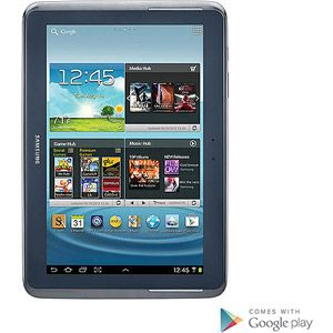 """Samsung Galaxy Note with WiFi 10.1"""" Touchscreen Tablet PC , Deep Grey or White"""