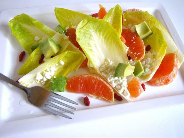 ... endive salads on Pinterest   Endive salad, Belgian endive and Endive