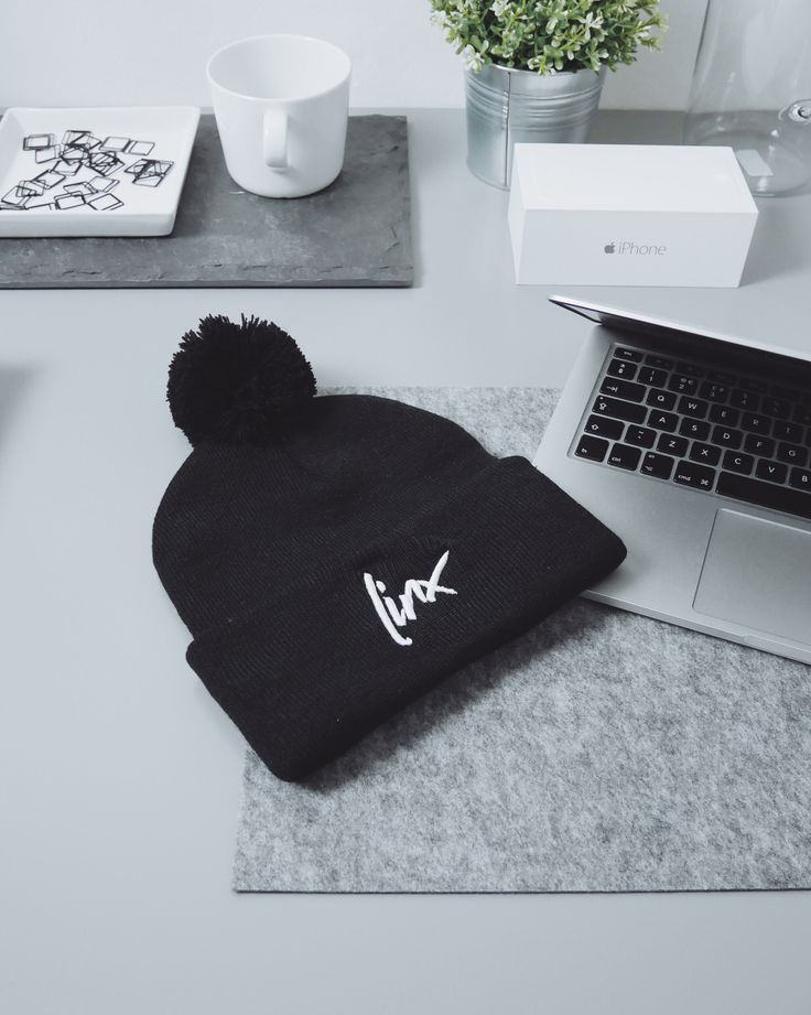 Linx Script Beanie - Available at linxsupply.com