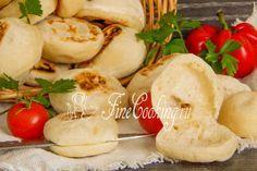 Батбуты (марокканские лепешки)