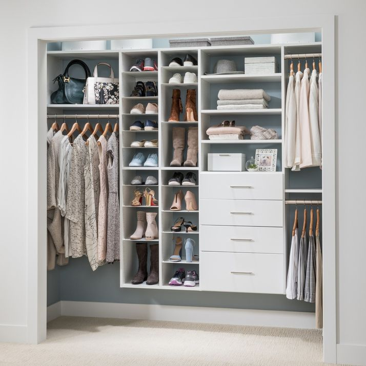 The Best Closet Systems Affordable Closet Systems Closet Organizing Systems Best Closet Systems