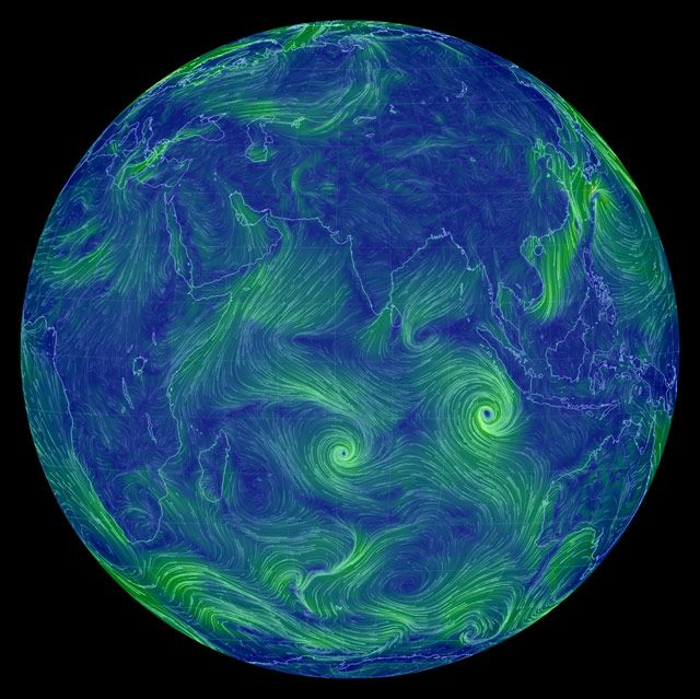 Best Wind Map Ideas On Pinterest Wind Data Wind Speed Map - Map of weather patterns in the us