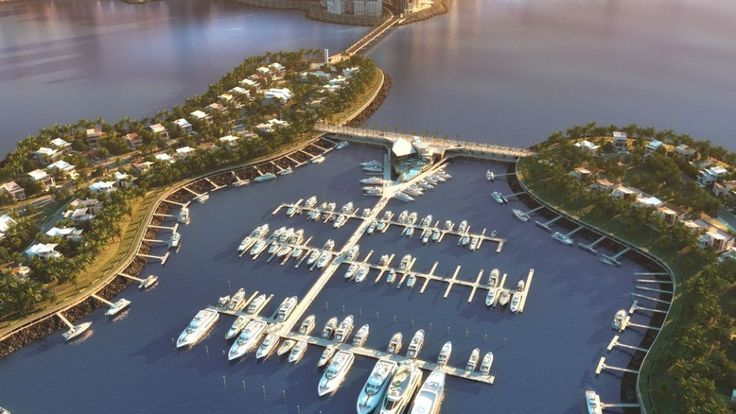 Ocean Reef Marina y Club de Yates - Ocean Reef Islands