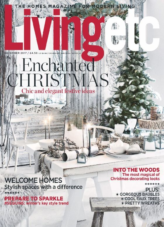 Living ETC UK Magazine Subscription   Buy at Magazine Café - Single Issue & Subscription Specialist in USA
