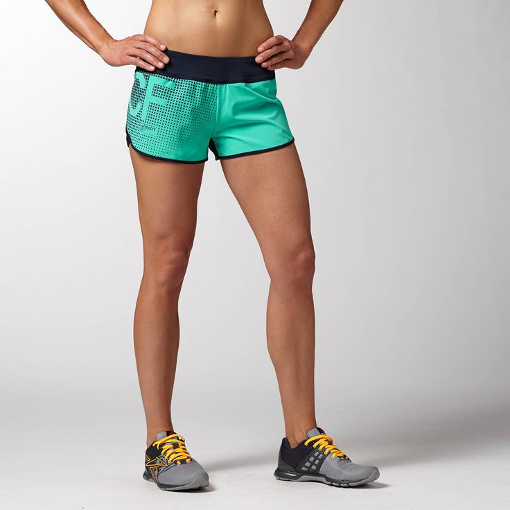 reebok crossfit board shorts womens