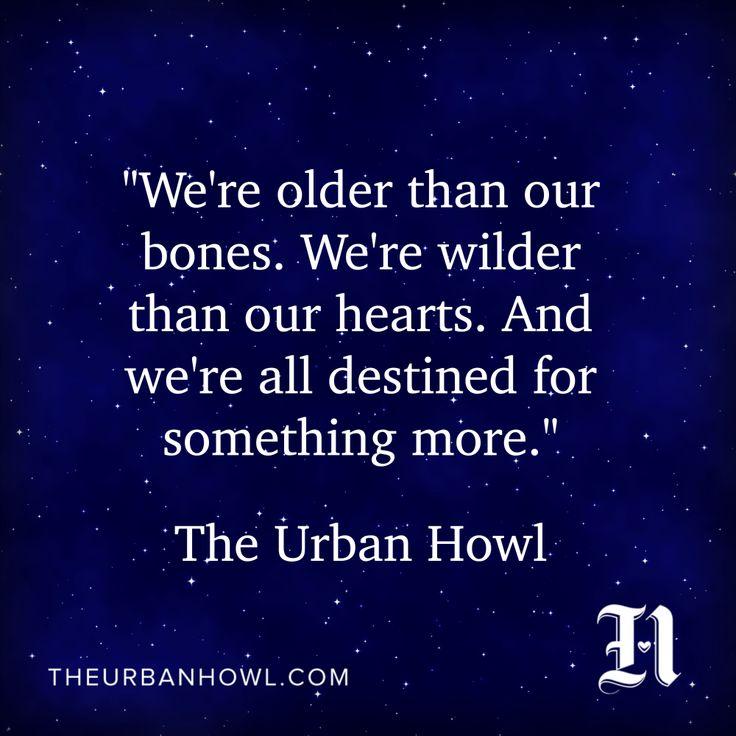 We're Older Than